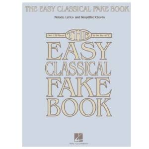 The Easy Classical Fake Book - easy piano