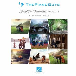 The Piano Guys - Simplified Favorites Vol. 1