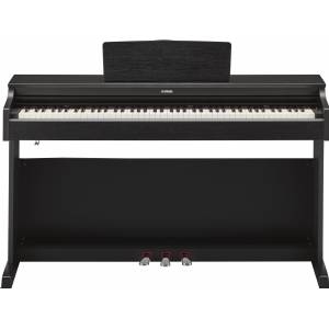 Yamaha YDP163 Digitale Piano - Zwart