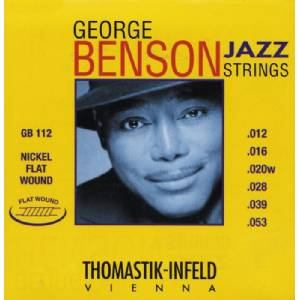 Thomastik GB112 George Benson Snaren