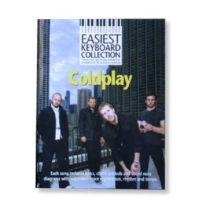 Songboek - Coldplay