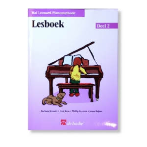 Hal Leonard Pianomethode DL 2