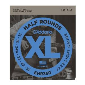 D'Addario EHR350 Jazz Light Snaren