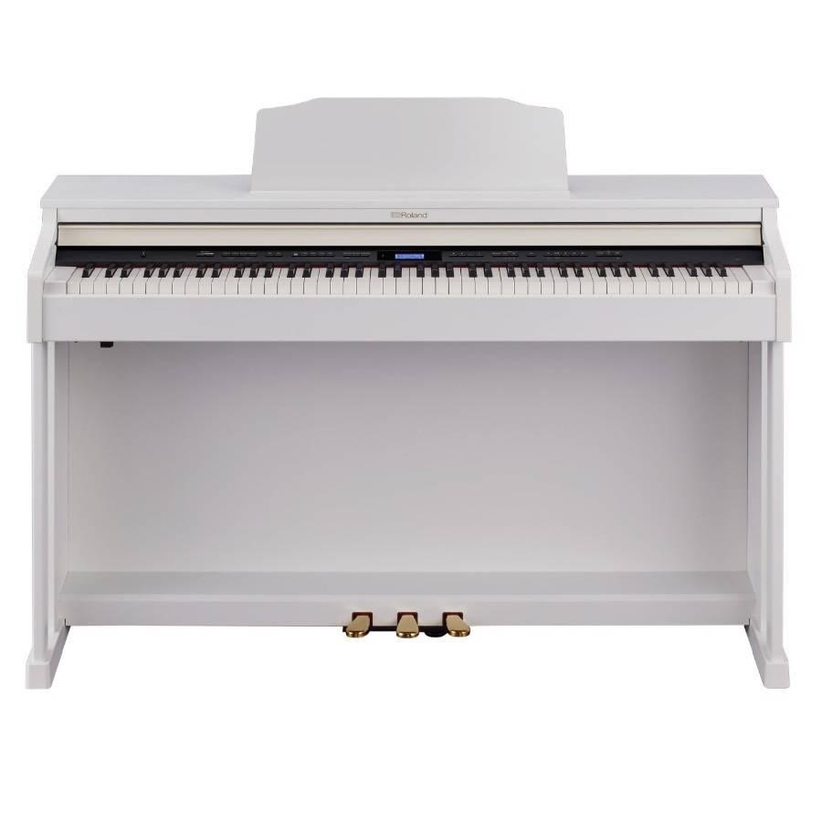Wonderbaar Roland HP-601WH Digitale Piano kopen? HF-87