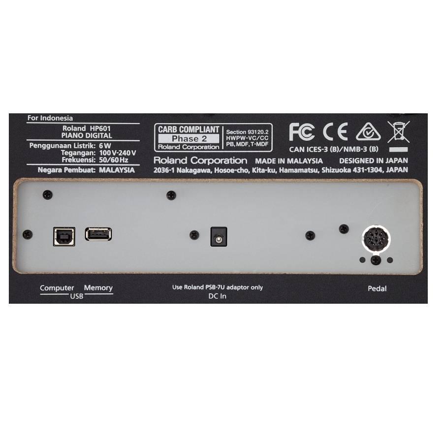 Verrassend Roland HP-601WH Digitale Piano kopen? HI-85