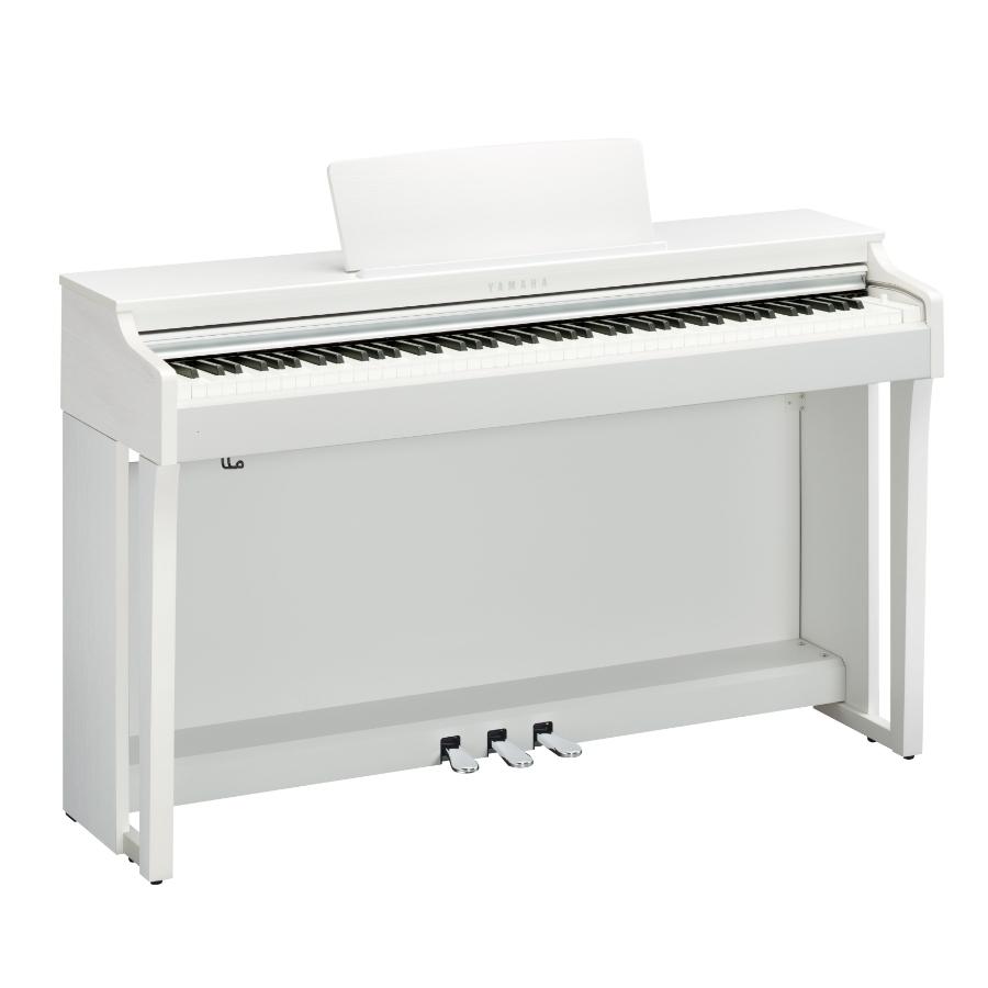 Uitgelezene Yamaha CLP-625WH Digitale Piano - Wit kopen? OF-67