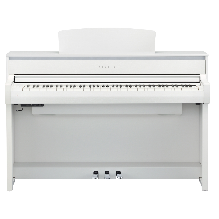 Wonderlijk Yamaha CLP-675WH Digitale Piano - Wit FH-08