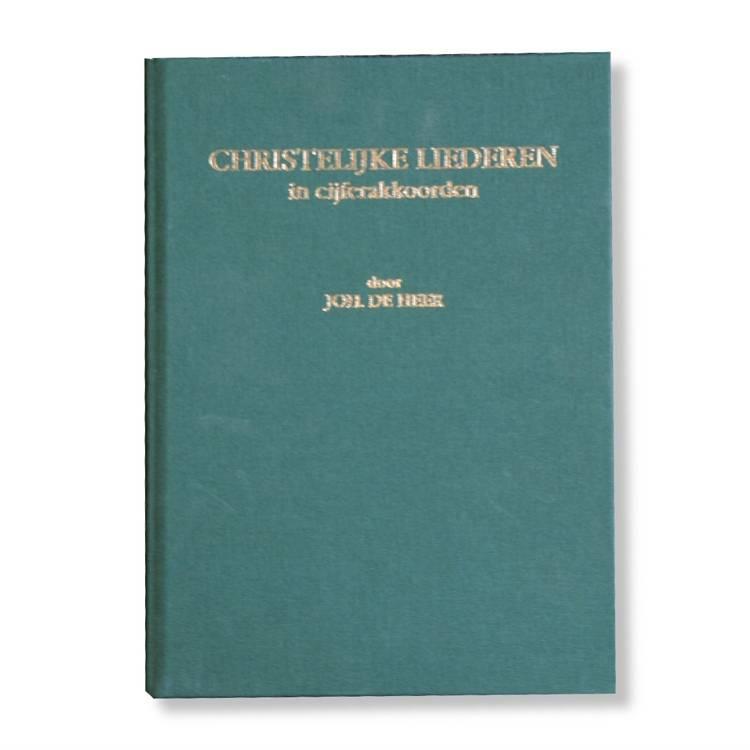 Christelijke liederen in cijferakkoorden