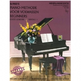 ALFREDS Pianomethode Volwassen Beginners Niveau 1