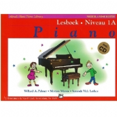 Lesboek Niveau 1A (incl. CD) - ALFREDS Basic Piano Library